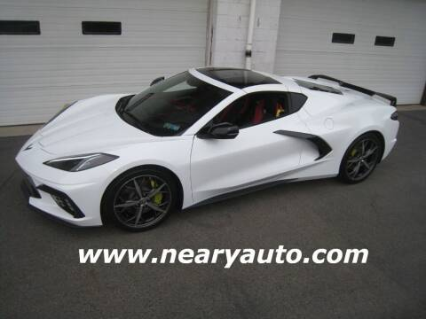 2020 Chevrolet Corvette for sale at Neary's Auto Sales & Svc Inc in Scranton PA