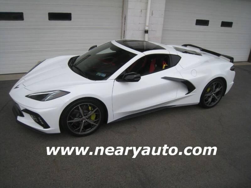2020 Chevrolet Corvette for sale at Neary's Auto Sales & Svc Inc in Scranton PA