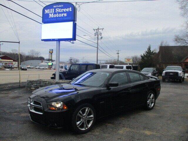 2013 Dodge Charger for sale at Mill Street Motors in Worcester MA