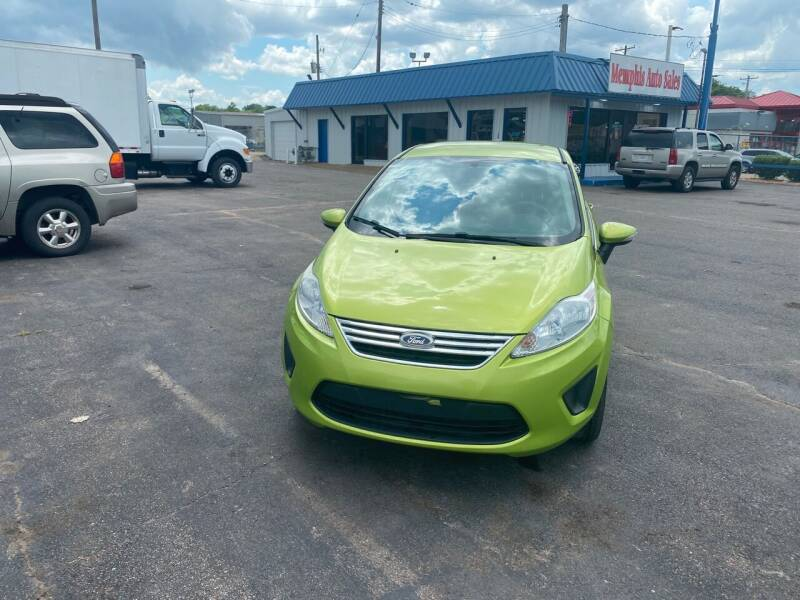 2013 Ford Fiesta for sale at Memphis Auto Sales in Memphis TN