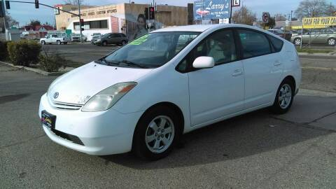 2005 Toyota Prius for sale at Larry's Auto Sales Inc. in Fresno CA