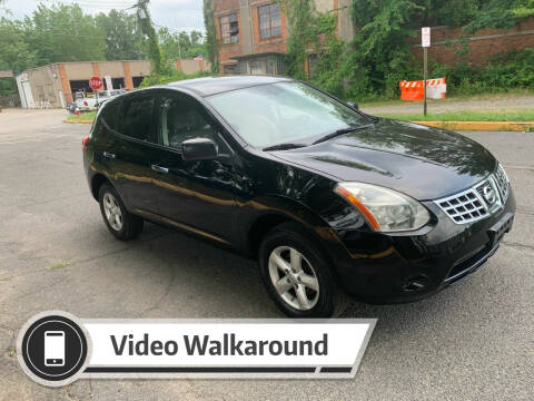 2010 Nissan Rogue for sale at Eastclusive Motors LLC in Hasbrouck Heights NJ