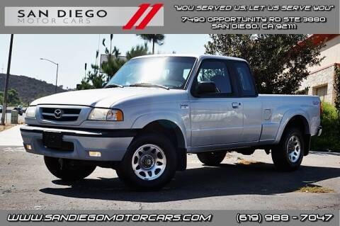 2003 Mazda Truck for sale at San Diego Motor Cars LLC in San Diego CA