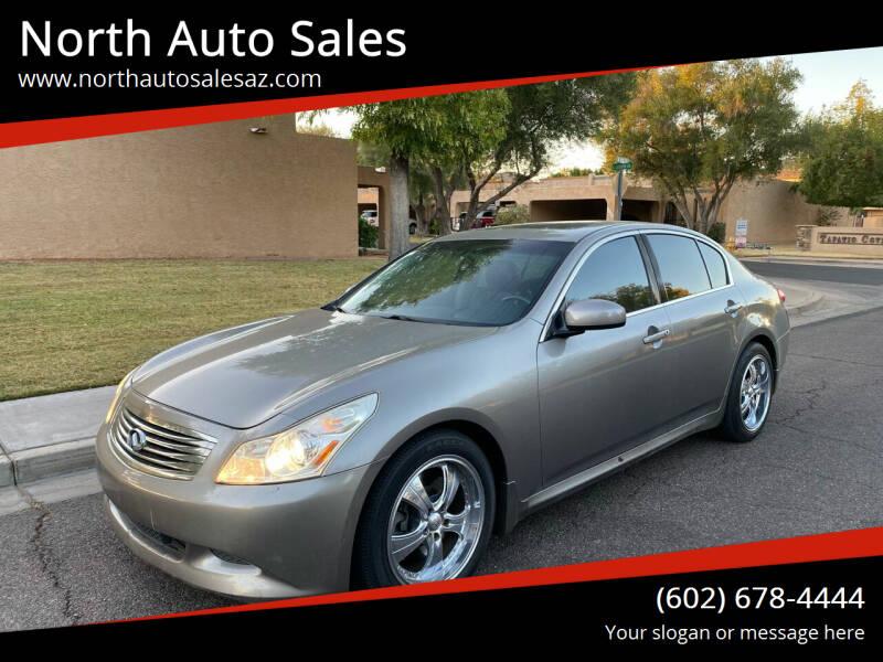 2007 Infiniti G35 for sale at North Auto Sales in Phoenix AZ