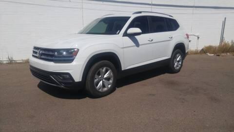 2019 Volkswagen Atlas for sale at Advantage Motorsports Plus in Phoenix AZ