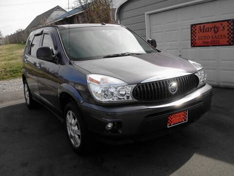 2007 Buick Rendezvous for sale at Marty's Auto Sales in Lenoir City TN
