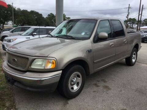 2003 Ford F-150 for sale at Your Car Store in Conroe TX