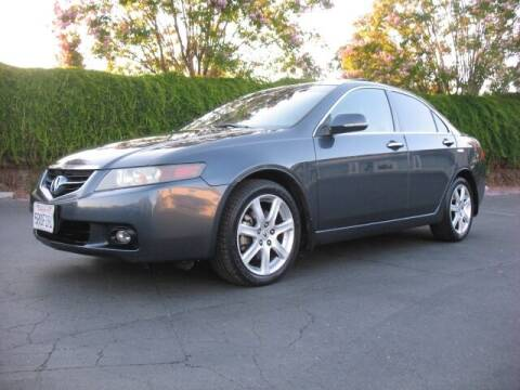 2005 Acura TSX for sale at Mrs. B's Auto Wholesale / Cash For Cars in Livermore CA