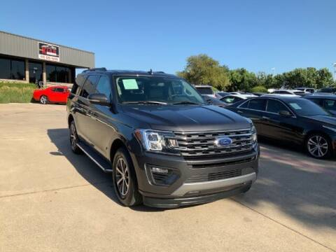 2018 Ford Expedition for sale at KIAN MOTORS INC in Plano TX
