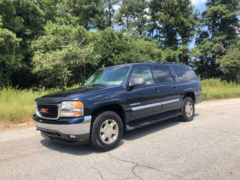 2005 GMC Yukon XL for sale at GTO United Auto Sales LLC in Lawrenceville GA