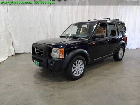 2007 Land Rover LR3 for sale at Green Light Auto Sales LLC in Bethany CT