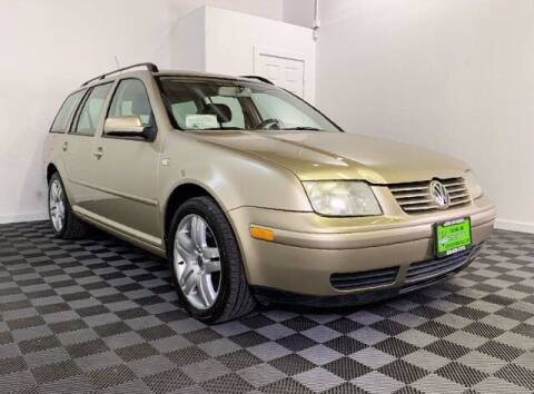 2002 Volkswagen Jetta for sale at Sunset Auto Wholesale in Tacoma WA