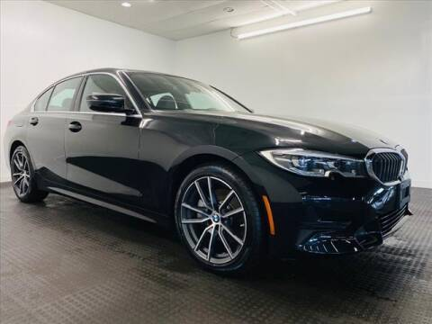 2019 BMW 3 Series for sale at Champagne Motor Car Company in Willimantic CT