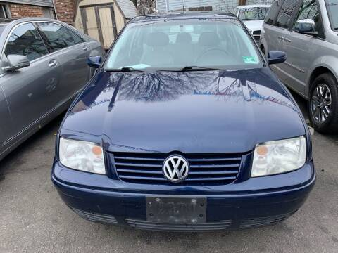 2003 Volkswagen Jetta for sale at Rallye  Motors inc. in Newark NJ