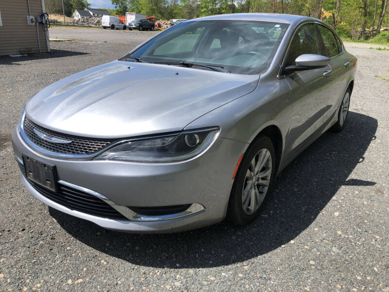 2015 Chrysler 200 for sale at AUTO OUTLET in Taunton MA