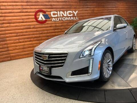2017 Cadillac CTS for sale at Dixie Motors in Fairfield OH