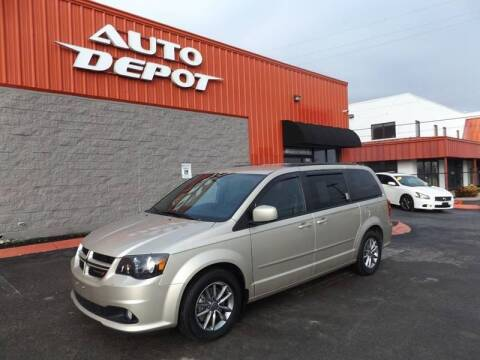 2014 Dodge Grand Caravan for sale at Auto Depot - Madison in Madison TN