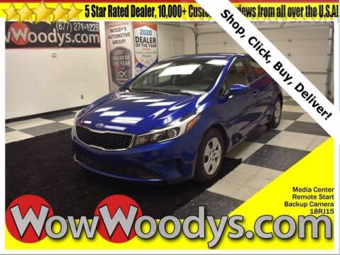 2018 Kia Forte for sale at WOODY'S AUTOMOTIVE GROUP in Chillicothe MO