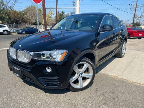 2015 BMW X4 for sale at West Coast Motor Sports in North Hollywood CA