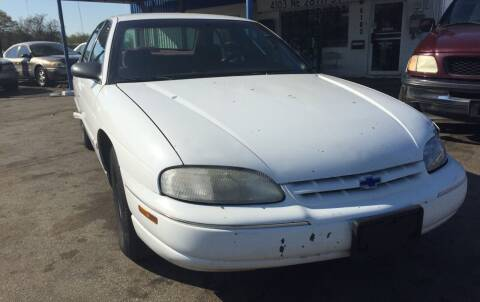 1999 Chevrolet Lumina for sale at Dave-O Motor Co. in Haltom City TX