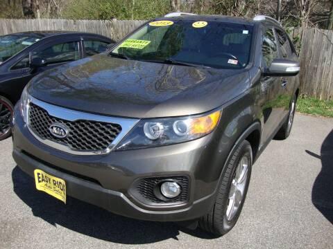 2013 Kia Sorento for sale at Easy Ride Auto Sales Inc in Chester VA