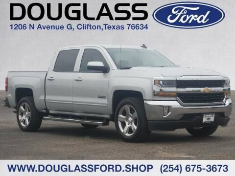 2017 Chevrolet Silverado 1500 for sale at Douglass Automotive Group - Douglas Ford in Clifton TX
