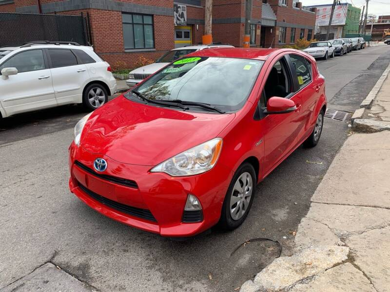 2013 Toyota Prius c for sale at Rockland Center Enterprises in Roxbury MA