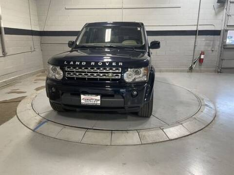 2010 Land Rover LR4 for sale at Luxury Car Outlet in West Chicago IL