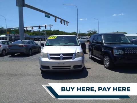 2009 Dodge Grand Caravan for sale at Marino's Auto Sales in Laurel DE