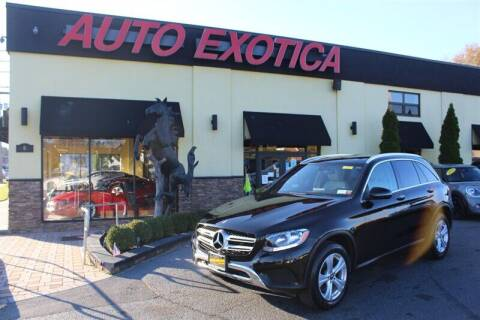 2018 Mercedes-Benz GLC for sale at Auto Exotica in Red Bank NJ