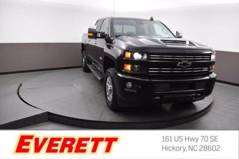 2017 Chevrolet Silverado 3500HD for sale at Everett Chevrolet Buick GMC in Hickory NC