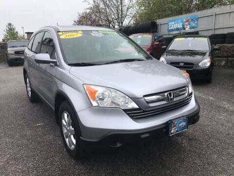 2007 Honda CR-V for sale at Fortier's Auto Sales & Svc in Fall River MA