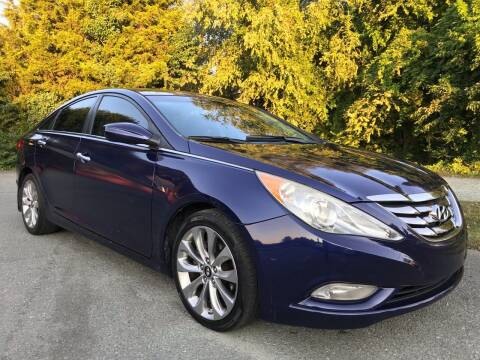 2012 Hyundai Sonata for sale at Pristine AutoPlex in Burlington NC