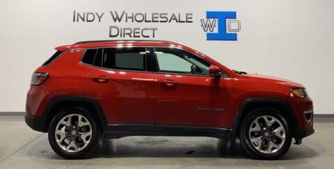 2019 Jeep Compass for sale at Indy Wholesale Direct in Carmel IN