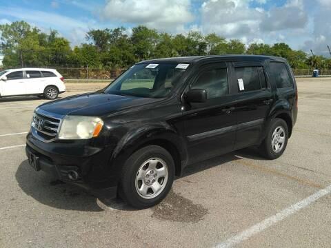 2015 Honda Pilot for sale at L G AUTO SALES in Boynton Beach FL