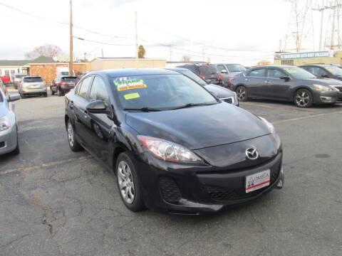 2012 Mazda MAZDA3 for sale at Omega Auto & Truck Center, Inc. in Salem MA