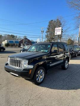2012 Jeep Liberty for sale at NEWFOUND MOTORS INC in Seabrook NH