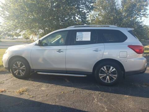 2017 Nissan Pathfinder for sale at Yep Cars Oats Street in Dothan AL