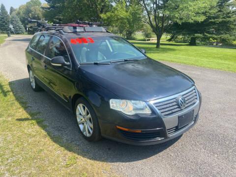 2007 Volkswagen Passat for sale at BELOW BOOK AUTO SALES in Idaho Falls ID
