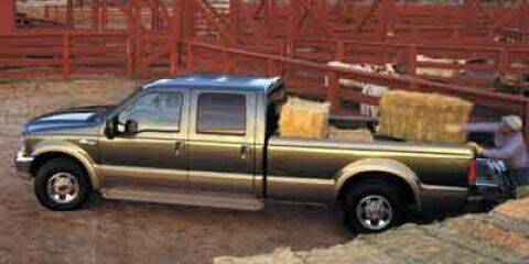 2003 Ford F-250 Super Duty for sale at QUALITY MOTORS in Salmon ID