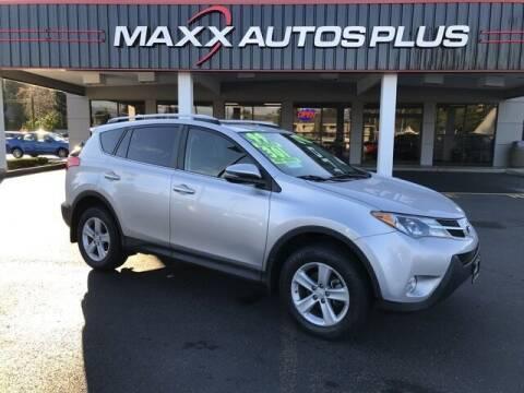 2014 Toyota RAV4 for sale at Ralph Sells Cars at Maxx Autos Plus Tacoma in Tacoma WA