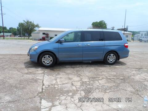 2006 Honda Odyssey for sale at Town and Country Motors in Warsaw MO