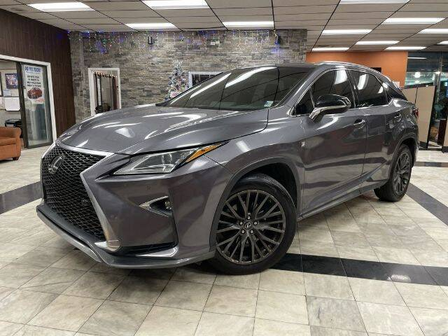 2016 Lexus RX 350 for sale at Sonias Auto Sales in Worcester MA