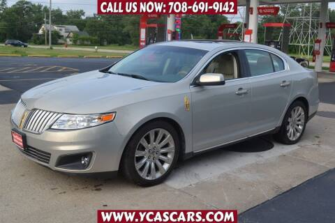 2009 Lincoln MKS for sale at Your Choice Autos - Crestwood in Crestwood IL