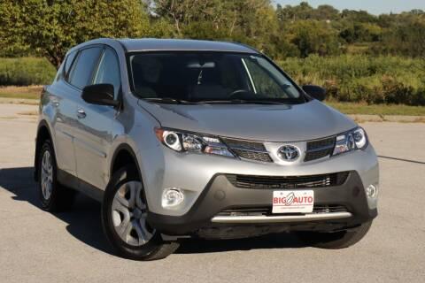 2015 Toyota RAV4 for sale at Big O Auto LLC in Omaha NE