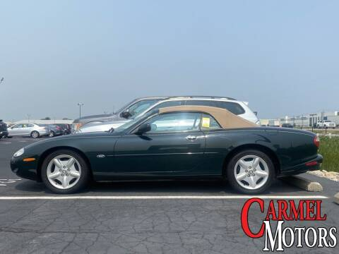 1999 Jaguar XK-Series for sale at Carmel Motors in Indianapolis IN