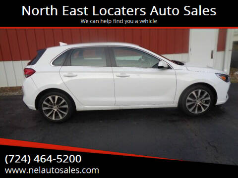 2019 Hyundai Elantra GT for sale at North East Locaters Auto Sales in Indiana PA