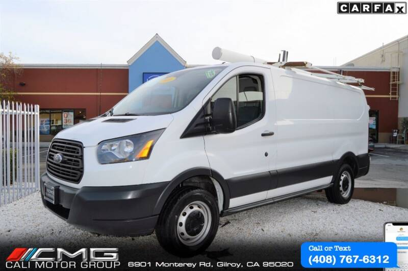 2016 Ford Transit Cargo for sale at Cali Motor Group in Gilroy CA