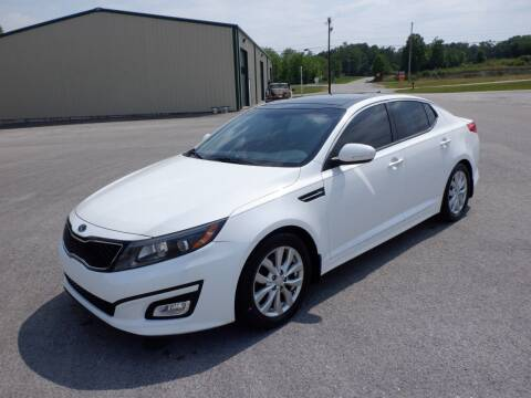 2015 Kia Optima for sale at London Auto Sales LLC in London KY