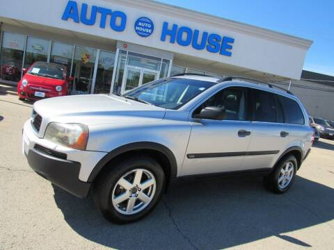 2004 Volvo XC90 for sale at Auto House Motors in Downers Grove IL